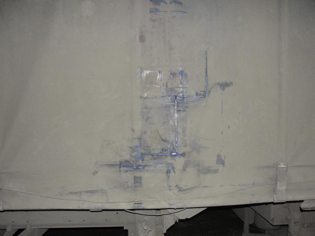 Ремонт разрыва тента полуприцепа Schmitz