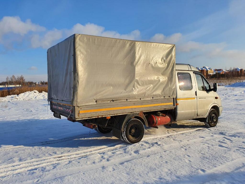 Ремонт тента грузовика «Газель-Фермер»