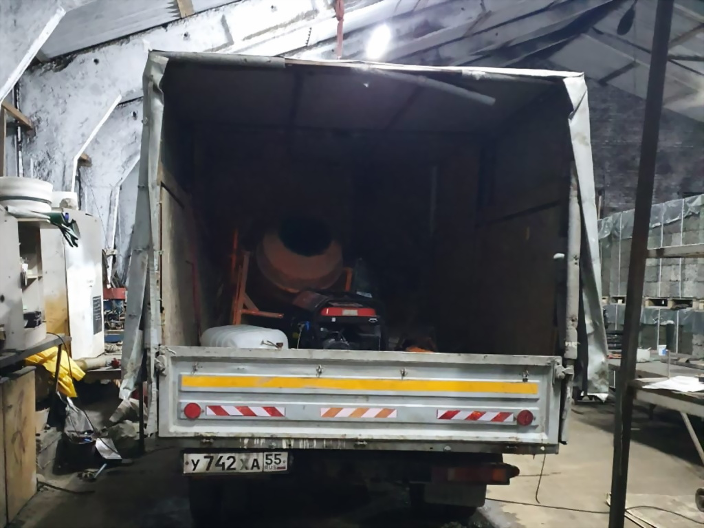 Замена клапана тента грузовика «Газель-Фермер»