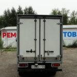 Ремонт ворот грузовика